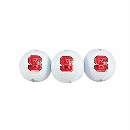 Team Effort NC State Wolfpack Golf Ball 3 Pack ()