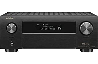 Denon AVRX4500H Denon 9.2 Channel 4K AV Receiver with 3D Audio and Alexa Voice Control, Black (B07GH5GS5T) | Amazon Products