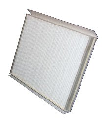 WIX Filters - 49084 Heavy Duty Cabin Air Panel, Pack of 1