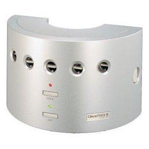 空気清浄脱臭器 クレバートリック 2 シャンパンゴールド CLC-105CG B000PUVG1W