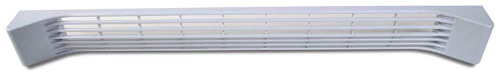 Amana 12321807Q Refrigerator Toe Grille Assembly Genuine Original Equipment Manufacturer (OEM) part for Amana & Modern Maid