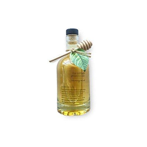 The Cottage Greenhouse 12.5 fl oz Rosemary Mint Honey Bath Oil