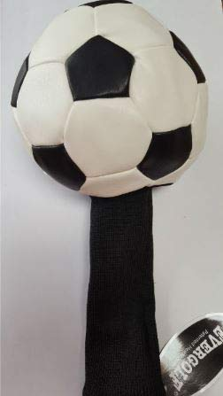 Evergolf 公式サッカーボールヘッドカバー   B07GRF7LND