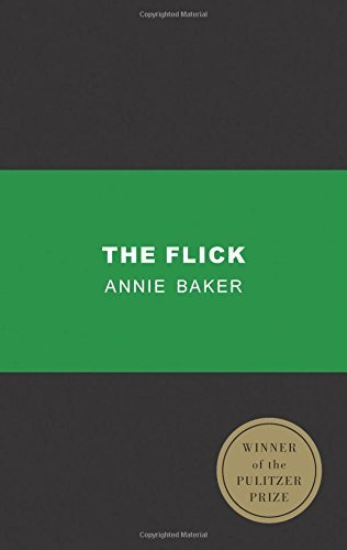 The Flick (TCG Edition) by Annie Baker (2014-09-30)