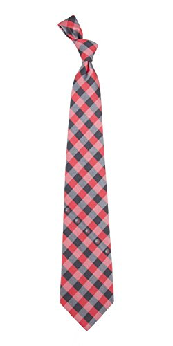 Sacramento Kings Check Poly Necktie by Eagles Wings