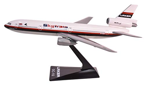 Laker Airways Skytrain DC-10 Airplane Miniature Model Plastic 1:250 Scale Part# ADC-01000I-013 Airways Dc 10 Model