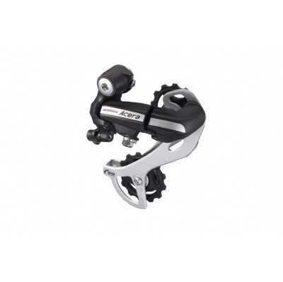 Shimano Acera RD-M360 SGS Mountain Bike Bicycle Rear Derailleur 7/8 Speed Black by Shimano
