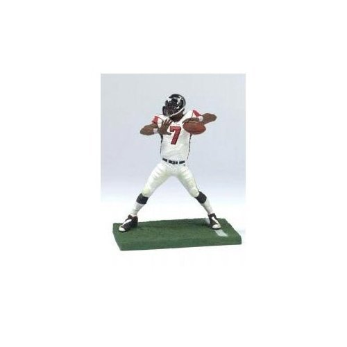 Michael Vick   Mcfarlane Nfl 3 Inch Figure   Atlanta Hawks   2Nd Edition