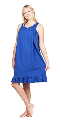 Savi Mom Sleeveless Breastfeeding Nightgown product image