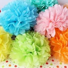 ClassyStylez 110x Acid Free Assorted Colored Tissue Paper-Pack Includes 10 each of Colorful Sheets (100) + 10 White Sheets FREE! Perfect DIY Art & Crafts Pompoms, Flowers, Packings, Gift Wrap & More