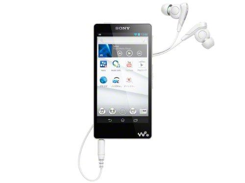 Sony Walkman F Series 64gb White Nw-f887(japan Import) (Walkman Sony Mp4)