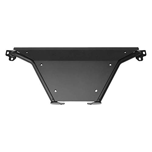 F150 Skid Plate - Westin Automotive Products 58-71015 Textured Black Bumper