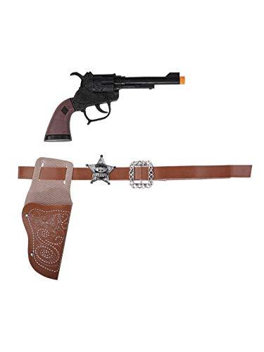 esJuguetes Pistola Y Disbacanal CartucheraAmazon Juegos WE9IYH2D
