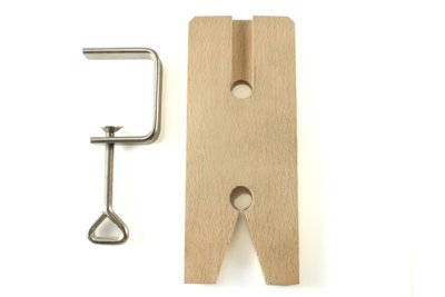 Deluxe V-slot Bench Pin and Clamp | BPN-105.00