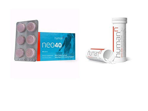 Neo40 Daily with 25 Free Nitric Oxide Test Strips Nitric Oxide Booster Nitric Oxide Test Strip Bundle May Help Promote Healthy Blood Pressure and Cardiovascular Health 30 Tablets with 25 Strips