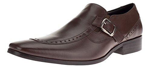 Gino-Valentino-Mens-Leather-Dress-Shoe-Celio-Slip-On-Loafer