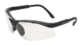 568ed93b2 Radians Revelation Protective Shooting Glasses (Clear Lens/Black ...