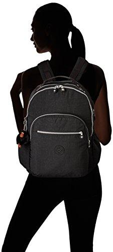 Kipling Seoul GO XL Black Laptop Backpack by Kipling (Image #4)
