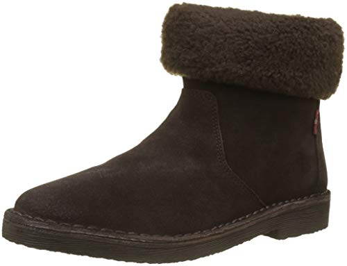 Honey Botas Mujer Marrón 29 Brown Para dark Slouch Levi's 65Hdq6
