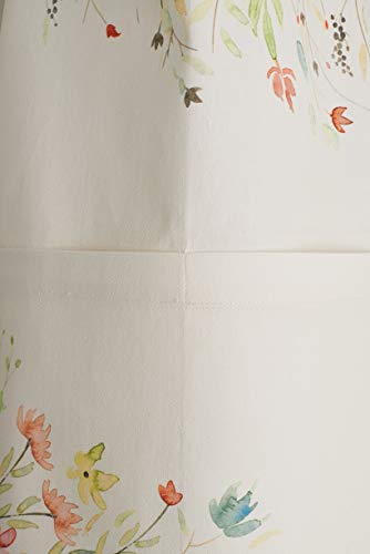 Maison d' Hermine Colmar 100% Cotton 1 Piece Kitchen Apron with an Adjustable Neck & Visible Center Pocket with Long… 4