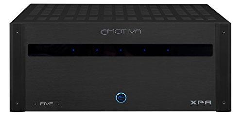Emotiva Audio XPA5 5-channel audio amplifier