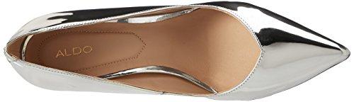 Aldo Aleani, Zapatos de Tacón para Mujer Silber (Silver  81)