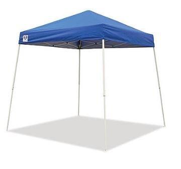 Sport Canopy, 8x8 x 102'' H, Blue