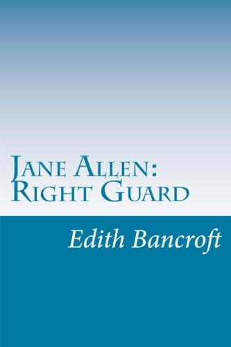 Jane Allen: Right Guard Text fb2 book