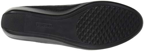 on Loafer Slip Women's Aerosoles Black True Lizard Match OqIA71wf