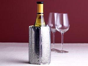 Vacu Vin Active Wine Cooler Silver Set Of 2 In The Uae