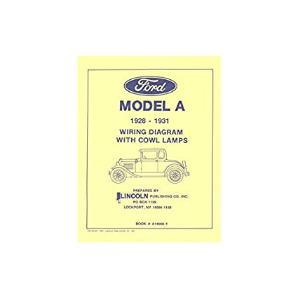 Amazon.com: MACs Auto Parts 28-21356 Model A Ford Electrical Wiring on wiring schematics for cars, electrical auto parts, brakes auto parts, honda auto parts, final drive auto parts, piston auto parts, air conditioning auto parts,