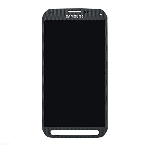 Touch Screen Digitizer and LCD for Samsung Galaxy S5 Active - Titanium Gray by Group Vertical
