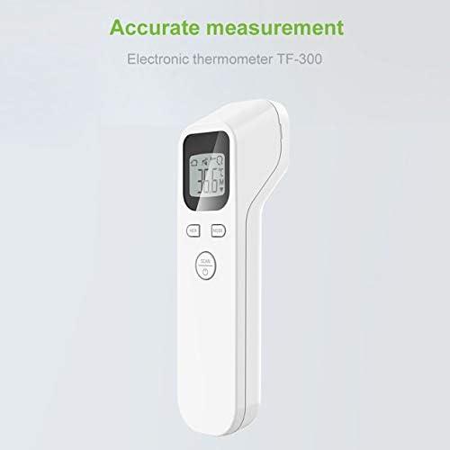Ber/ührungslose Infrarot-Temperaturpistole Handthermometer Elektronische Pr/äzisionsmesspistole Nowakk Infrarot-Thermometer