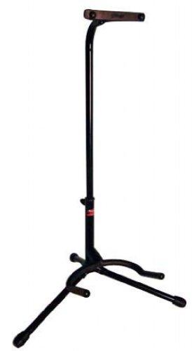 Tubular Guitar Stand (Black) - 6