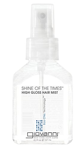 GIOVANNI Shine Of The Times Finishing Mist, 4 Oz - 3 Pack