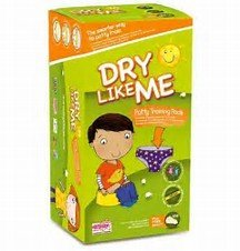 dry like me original potty training pads x18 eric
