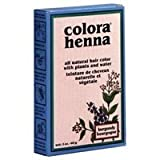 Colora Henna Powder Hair Color Red Sunset 2 oz.