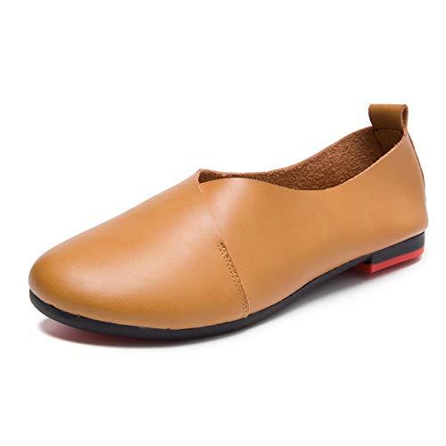 coloré Taille Chaussures Noir 42 EU Jaune ZHRUI FqT5R1x1