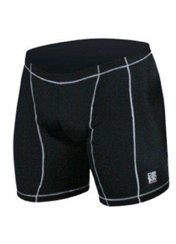 DeSoto Men's Carrera Tri Short - Low Rise (Extra Large, - Bike Shorts Desoto
