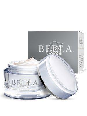 La Bella Moisturizing Moisturizer - Bella Gold Revitalizing Moisturizer-Breakthrough Formula To Boost Collagen and Elastin.