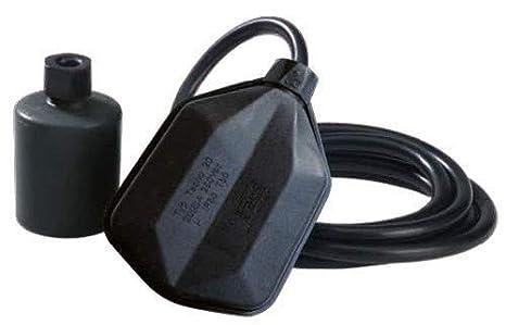 Interruptor eléctrico de flotador de llenado y vaciado Cable 3 Mt.: Amazon.es: Bricolaje y herramientas