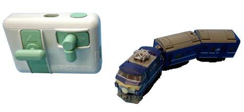 Tomy Q Train Qt03 Ef66 Asakaze Rc Model
