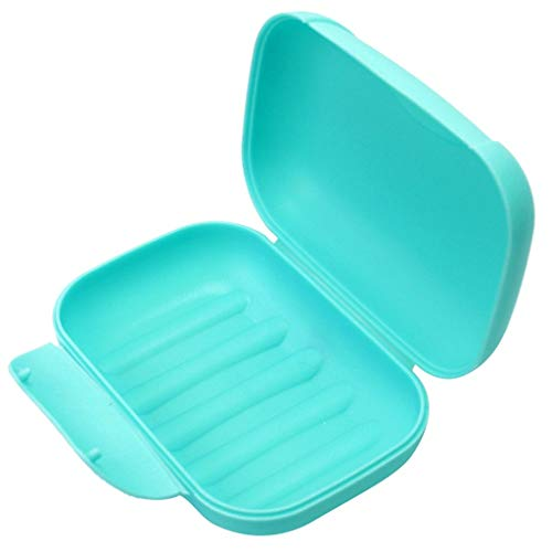 2019 Fashion!!! Cathy Clara New Bathroom Dish Plate Case Home Shower Travel Hiking Holder Container Soap Box Bathroom Products (Best Turkey Box Call 2019)