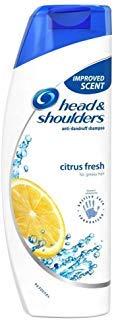 Shampoo Citrus Head Shoulders & (Head & Shoulders Anti Dandruff Shampoo - Citrus Fresh (500ml) - Pack of 2)