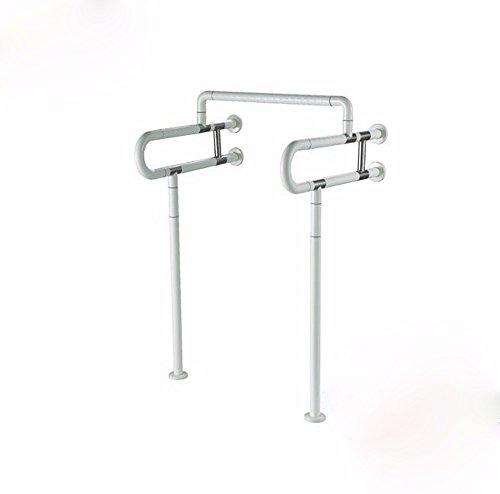 MDRW-Safety Handrail Bathroom Armrest Safety Handle Stainless Steel Antiskid Bathroom Armrest For Old People by Olici