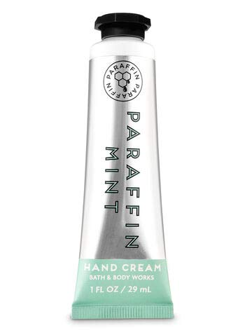 Bath and Body Works Paraffin Mint Hand Cream - 1 oz / 29 mL