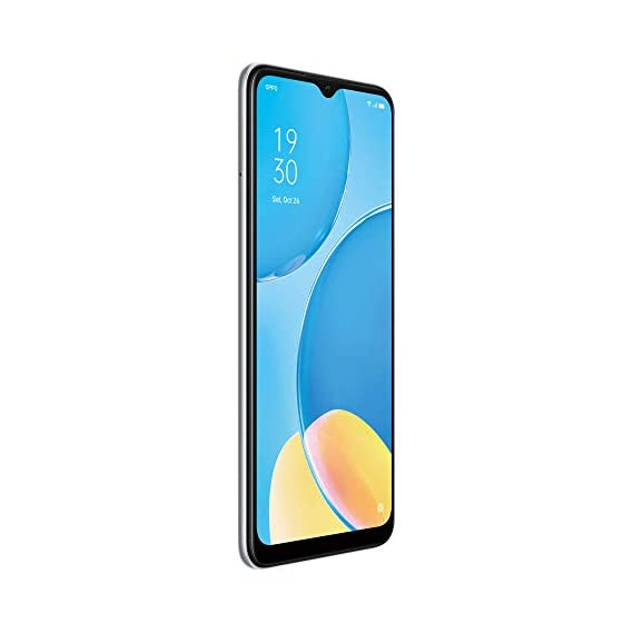 OPPO A15s (Fancy White, 4GB RAM, 64GB Storage) with No Cost EMI/Additional Exchange Offers