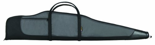 Allen Back Country Scoped Rifle Case, Charcoal/Black, 48""