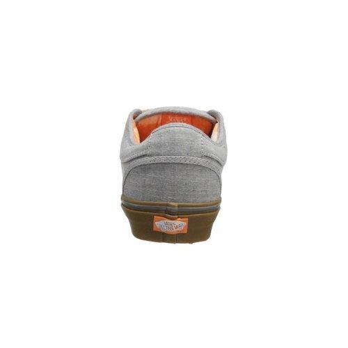 [バンズ]Vans メンズ CHUKKA LOW スニーカー (DENIM) GREY/GUM グレー US9.5(27.5cm) [並行輸入品]