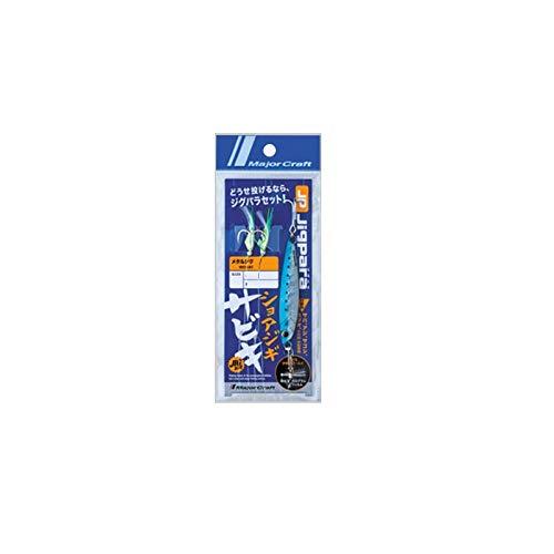 メジャークラフト メタルジグ ショアジギさびきジグ入りセット SABIKI-S-SET S-SETの商品画像